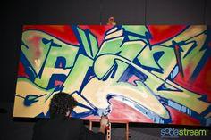 Sodastream Fizz diventa l'ispirazione per un graffiti