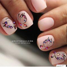 More than 60 Nail Designs best photos 2019 nail design images nail design for summer nail design simple nail design easy nail design stickers nail design tools nail design flower nail design for wedding nail design coffin art Classy Nail Designs, Pretty Nail Designs, Toe Nail Designs, Pedicure Designs, Pedicure Ideas, Classy Nails, Trendy Nails, Simple Nails, Toe Nails