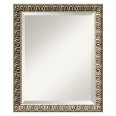Have to have it. Argento Wall Mirror - 19W x 23H in. - $129.99 @hayneedle.com