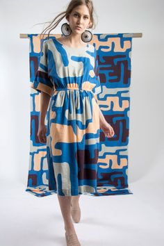 Mopane Print has arrived!  http://obus.com.au/collections/new-arrivals-1/products/mopanedressindigofogblush