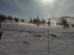 Ski resort at Levi, Lapland