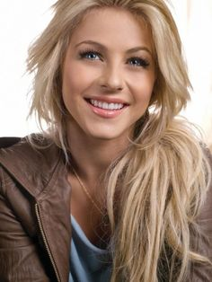 "My official ""Taryn"" inspiration - this photo of Julianne Hough"