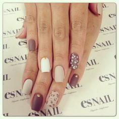 ☆price→one color   Art on 2Nails add 3 colors add 4stones  add matte color$104☆