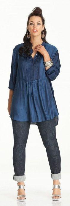 Plus size fashion....my size.com Clothing, Shoes & Jewelry - Women - Plus-Size - Wantdo - women big size clothes - http://amzn.to/2lfaYAF