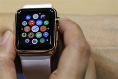 Apple Reveals Watch Prices and Apps
