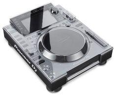 Decksaver Pioneer CDJ-2000NXS2 - Thomann www.thomann.de #dj #gear
