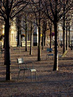 Luxembourg Gardens Paris  (photo © Jean-Louis Delezenne)