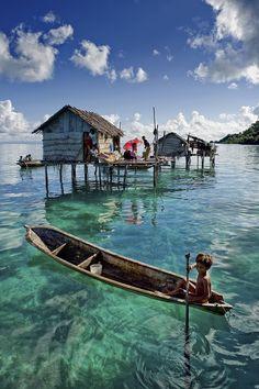 #Tun_Sakaran_Marine_Park or #Semporna_Islands_Park state of #Sabah i