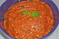 Tomatenbutter (Rezept mit Bild) von steffischatz | Chefkoch.de