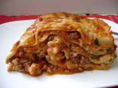 Lasagna for Two #healthy #dinner #recipes http://greatist.com/eat/healthy-dinner-recipes-for-two