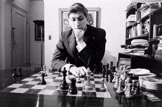 Most people knew of Bobby Fischer as a great World Champion. But not many realized that he was also very charismatic, funny, and charming. He are old videos of Bobby on the legendary Bob Hope & Dick Cavett shows which were taped live.
