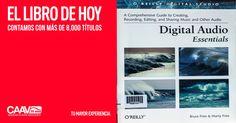 """Convertir la música analógica a formato digital, la música"" #BibliotecaCAAV  #Pontealeer"