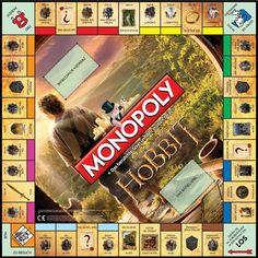 Monopoly Hobbit -