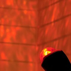 Bring any wall or Halloween display alive with the dancing flames created by our Fire and Ice Spotlight. It's dead simple: Just place anywhere indoors or out and stand aghast as red and gold lights (fire) are projected through a crystalline prism (ice), creating a fascinating kaleidoscope effect. It's an easy way to turn up the fright factor anywhere around your haunted house.Small all-weather spotlight that creates the illusion of dancing flamesLight is infinitely positionableInclude...