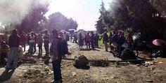 Suman 25 detenidos de la CNTE en Michoacán