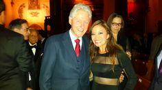 Former US President Bill Clinton at the Nelson Mandela Tribute Gala New York City Nelson Mandela, Us Presidents, New York City, Life, New York, Nyc