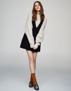 Mocasín tejido floral - Calzado - Novedades - Mujer - PULL&BEAR España