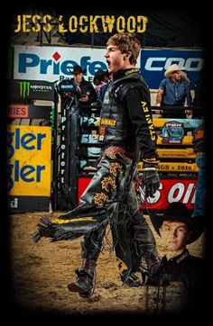 Jess Lockwood 19 year old in PBR on BFTS