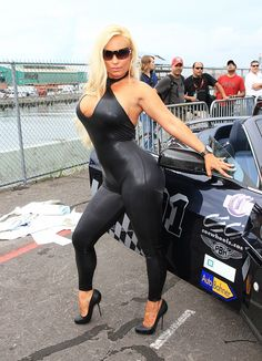 Coco Austin Coco, Pin Up, Valley Girls, Grid Girls, Dance Outfits, Fashion Models, Celebrities, Celebs, Leather