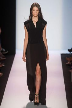 BCBG Max Azria Collection Spring 2014 RTW