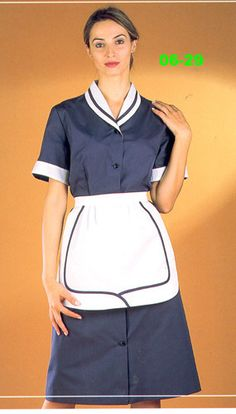 School Uniform Outfits, Maid Uniform, Maid Outfit, Maid Dress, Housekeeping Uniform, Apron Pattern Free, House Maid, Work Overalls, Staff Uniforms