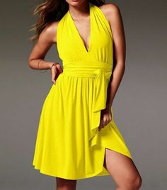 Sexy Womens Girl Holiday Summer Fashion Casual Chic Beach Short Dress All Colors | eBay