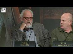 The Dwarves Interview The Hobbit Royal Premiere