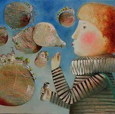 De Anna Silivonchik