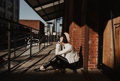 Maddie // Fashion photographer, editorial photography, downtown Portland, urban photography