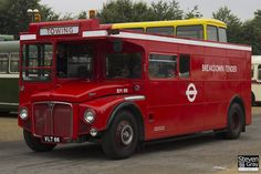 london transport support vehicles - Google Search