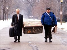 Planes, Trains and Automobiles. I LOVE this movie.