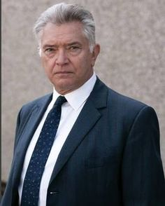 some men just get better looking as they get older - Martin Shaw