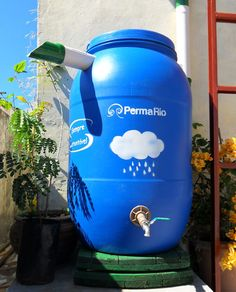 """Check out our internet site for more details on """"rainwater harvesting system"""". It is actually an outstanding place to find out more. Diy Wooden Projects, Wooden Diy, Natural Building, Green Building, Rainwater Harvesting System, Water From Air, Rain Collection, Water Management, Rain Barrel"""