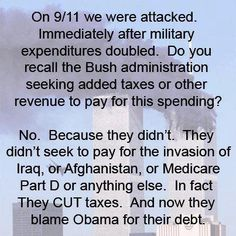 Which Obama has cut in half, despite everything the Republicans have done to obstruct him.