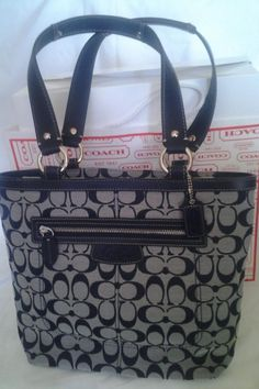 COACH PURSE have a bunch and I love them!