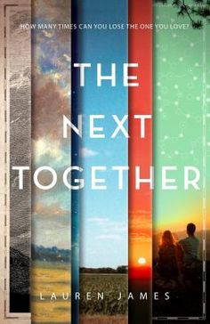 Next Together, 1. Katherine and Matthew are destined to be born again and again, century after century. Total strangers thrust together under unusual circumstances, but each time their presence changes history for the better. And each time they fall hopelessly in love, only to be tragically separated. Maybe the next together will be different.... Best Book Covers, Beautiful Book Covers, Cool Books, I Love Books, Book Cover Design, Book Design, Lauren James, Thing 1, World Of Books