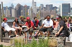 Free course (MOOC) from Cornell U.   Reclaiming Broken Places: Introduction to Civic Ecology