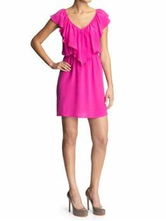Amanda Uprichard Kelly Dress (love the style; not the color)