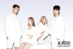 KARD teases group image this time for 'Don't Recall' | allkpop.com