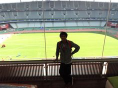 Job 1 : Meeting Areva - Tolotra au Stade de France : dans le stade #Waytowork #adecco2013 http://adecco.fr
