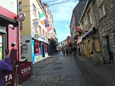 Galway, Ireland. Shamrocker review by Finding Briar.