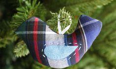 7 Enfeites de Natal com Roupas Velhas | Reciclagem no Meio Ambiente