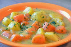 The Oriental Kitchen: Möhren-Kartoffel-Eintopf