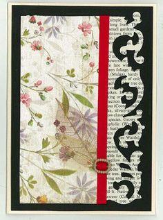 Multipurpose card