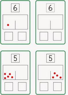 Lernstübchen: Zahlzerlegung - Schüttelbox (2)                                                                                                                                                                                 Más