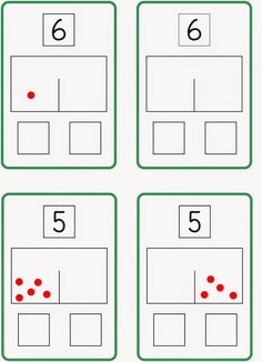 Lernstübchen: Zahlzerlegung - Schüttelbox (2)