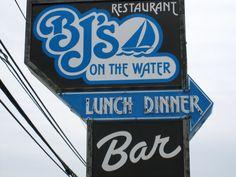 BJ's an Ocean City institution...