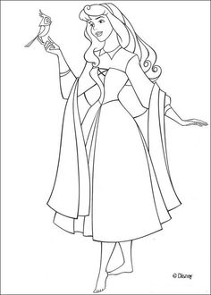 Belle Singing With Bird Coloring Pages - Princess Belle Coloring Pages : Princess Coloring Belle Coloring Pages, Disney Princess Coloring Pages, Disney Princess Colors, Bird Coloring Pages, Disney Princess Drawings, Disney Colors, Disney Drawings, Princess Belle, Aurora Disney