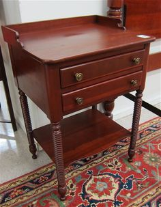Willett Furniture ...beautiful Cherry End Table