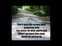 Car Wheels on a Gravel Road Lucinda Williams lyrics